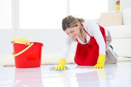 Где и как получить профессию уборщицы