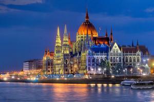 Замки и дворцы Венгрии