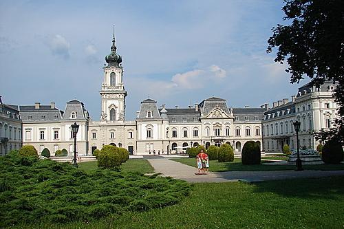 Замок Фештетич
