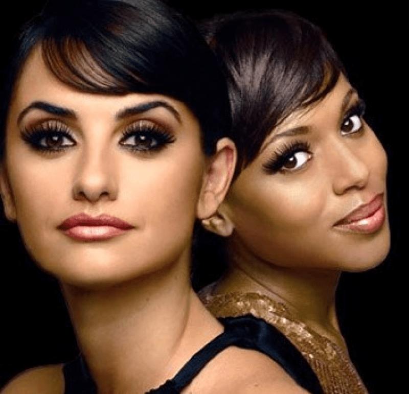 Вечерний макияж для брюнеток с карими или черными глазами