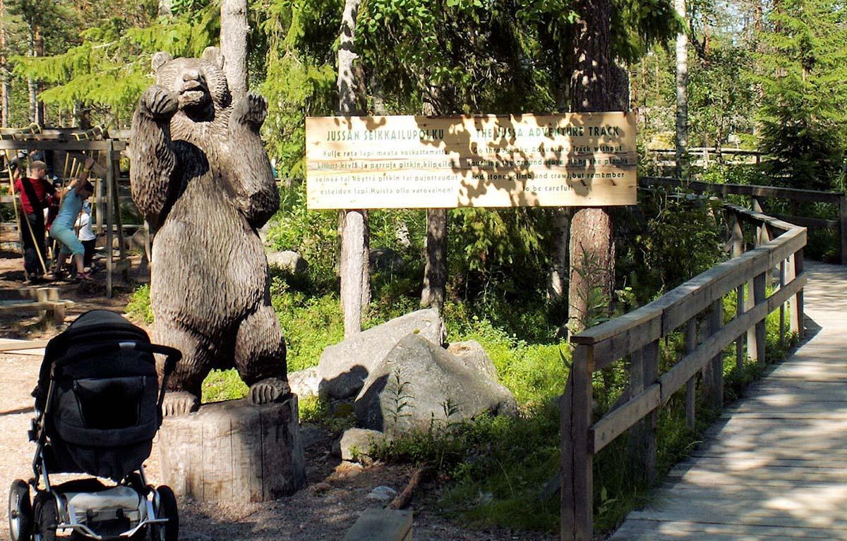 Зоопарк Рануа в Финляндии на выходных