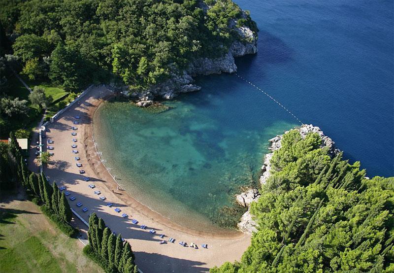 Черногория, пляж Королевы