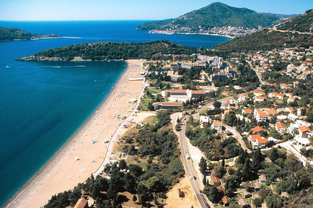Черногория, пляж Бечичи