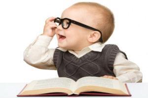Лучшие развивающие книги для детей до года