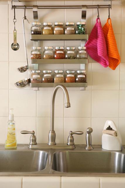 Как хранить специи на кухне правильно?