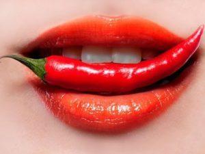 Как увеличить губы народными средствами