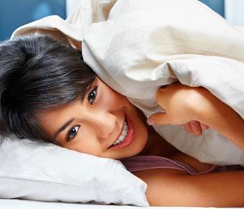 Выбираем теплое одеяло - виды одеял для зимы