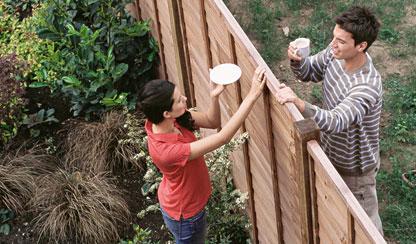 Как улучшить отношения с соседями по дому или даче?