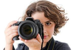 Как стать фотографом без образования с нуля