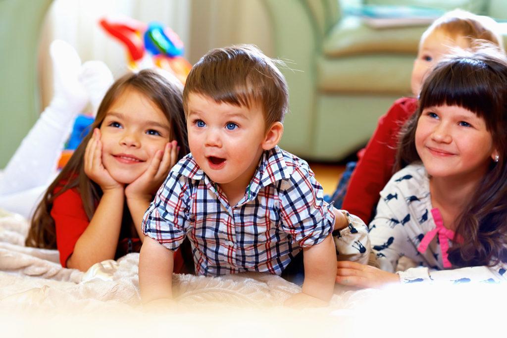 Как вести себя в большой семье?