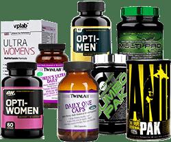Витаминно-минеральные комплексы для спортсменов