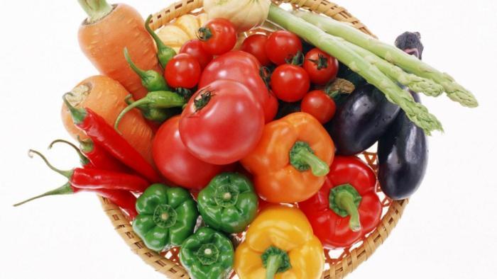 Как подготовить овощи и фрукты к заморозке?