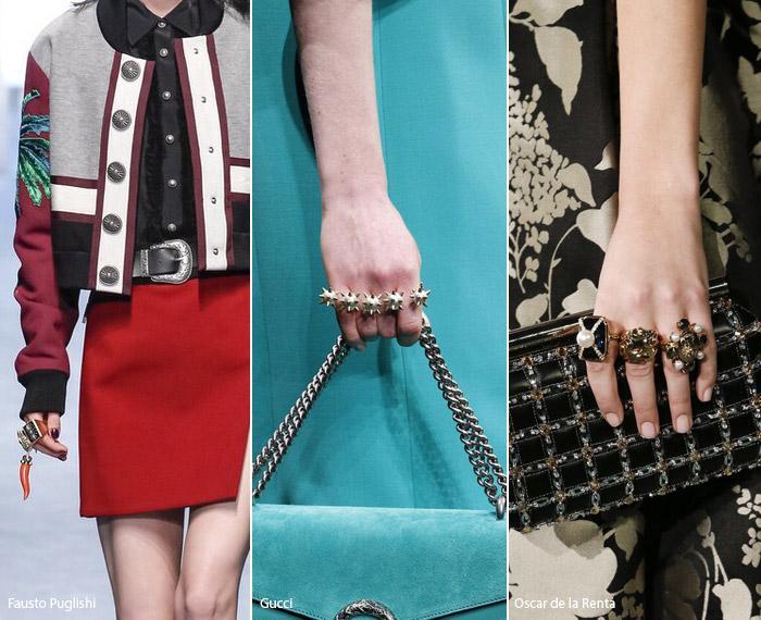 Модные аксессуары 2017