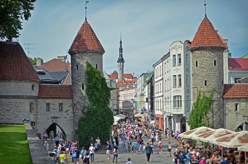 Экскурсии в Эстонии