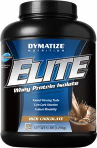 Elite Whey Protein (Dymatize)