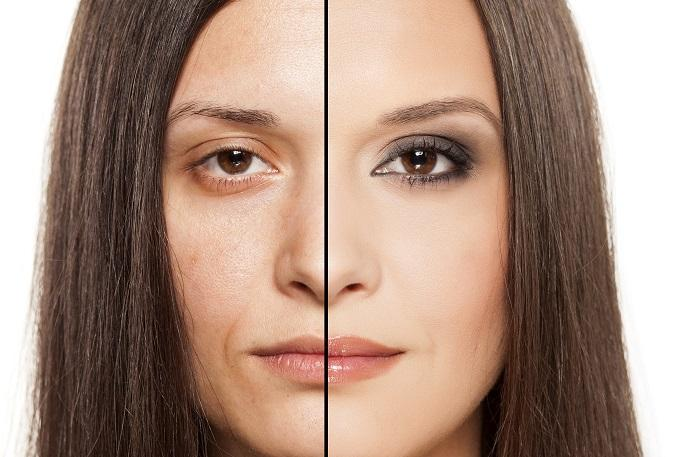 Как сделать дневной и вечерний возрастной макияж женщине 50+