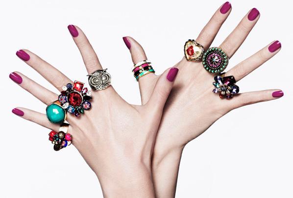 Ювелирный этикет - как правильно выбирать и носить перстни и кольца?