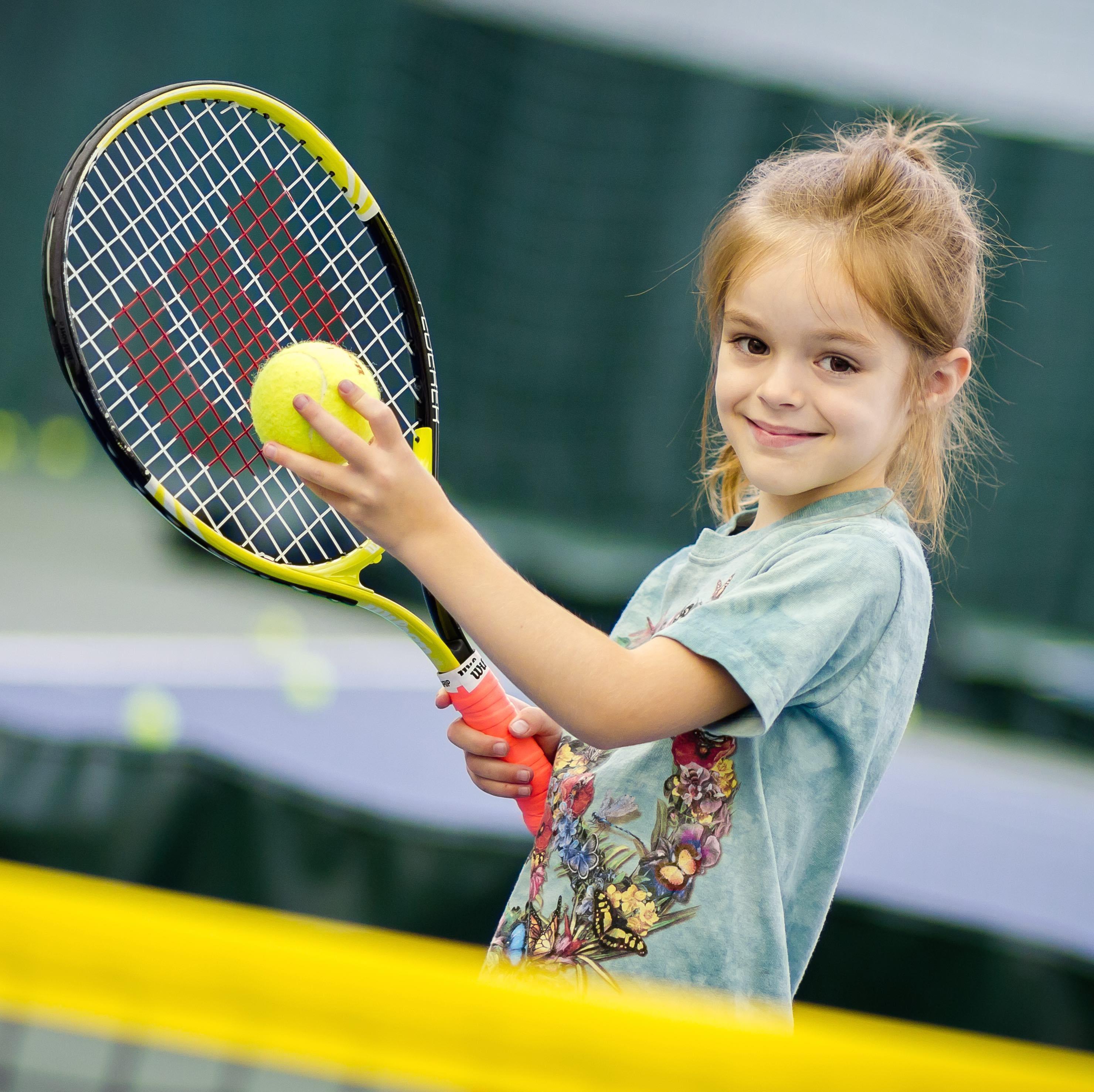 Спортивные секции для девочек 4-7 лет