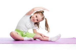 Каким спортом заниматься девочке 4-7 лет