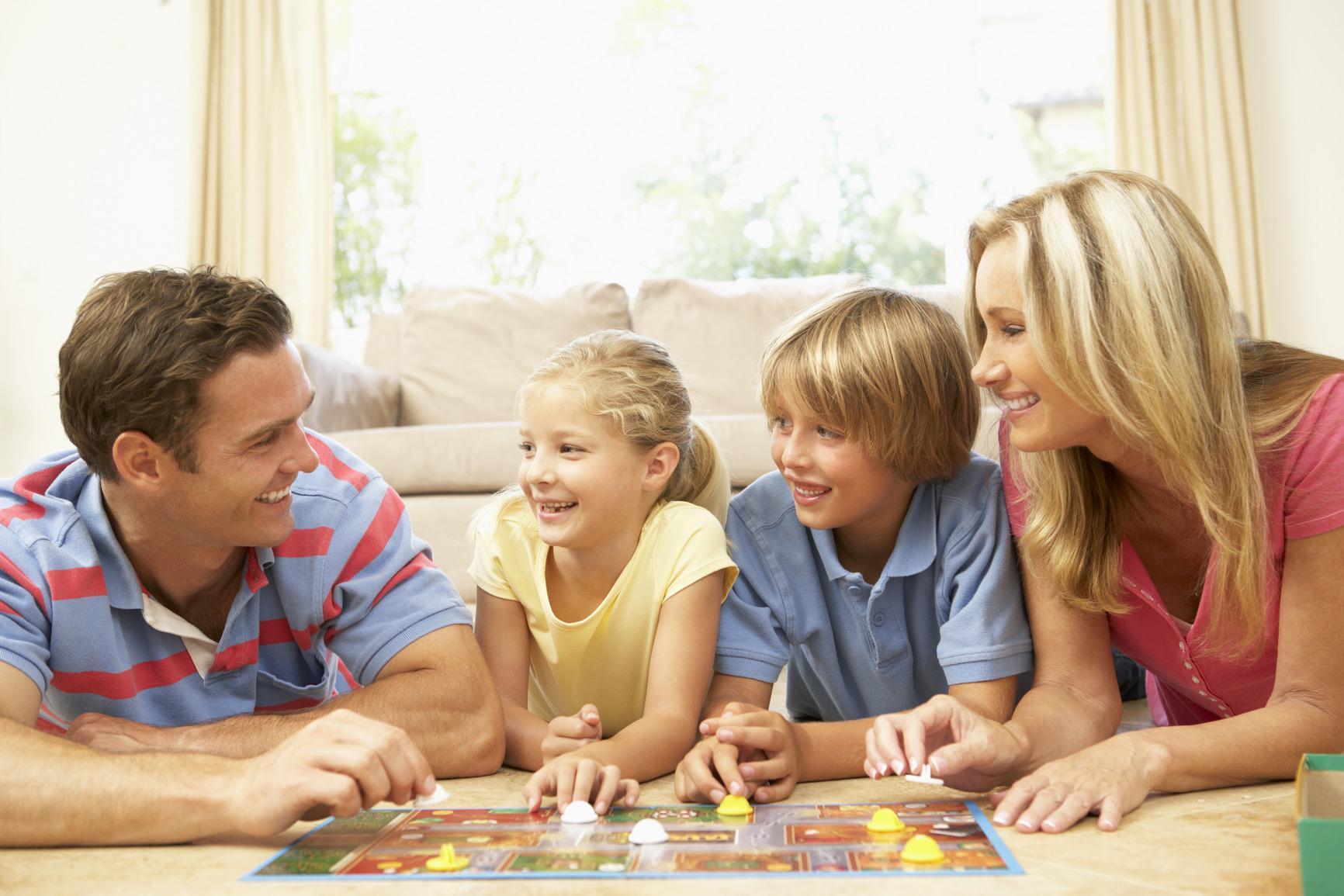 Где и как запланировать семейный досуг?