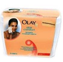 Салфетки для умывания лица OLAY Skin Comfort