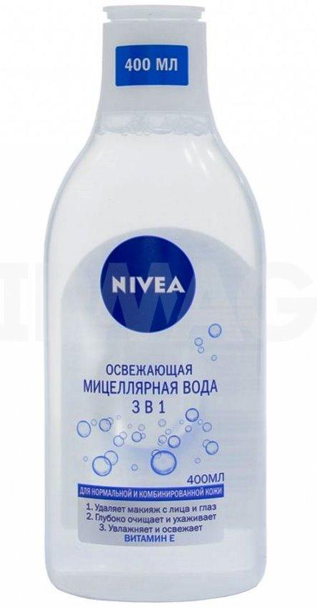 Vицеллярная вода NIVEA