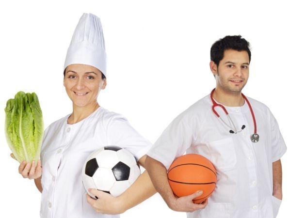 Спортивная медицина и физкультурные диспансеры