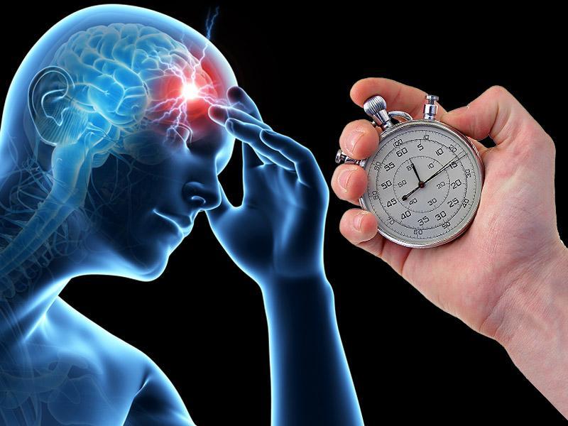 Причины и симптомы инсульта - первая помощь