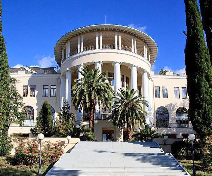 Grand Hotel & SPA Родина