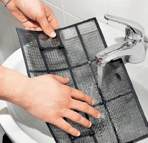 Чистка кондиционера своими руками в домашних условиях
