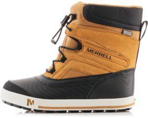 Утепленные зимние ботинки для девочек Merrell