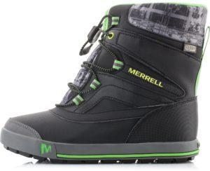 Зимние ботинки Merrell для мальчиков