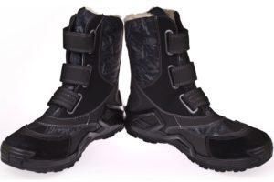 Ricosta - ботинки для мальчика на зиму