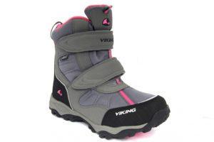 Зимние ботинки для мальчиков - производитель Викинг
