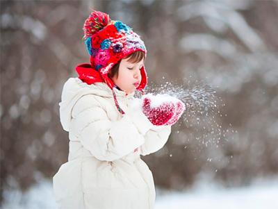 Тематические прогулки с детьми 2-5 лет - знакомство со снегом