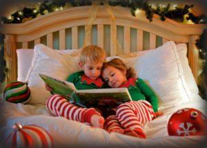 Лучшие книги для детей про Новый год