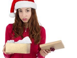 Почему возвращают подарки?