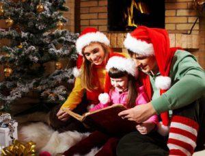 Сказки про Новый год для детей разного возраста