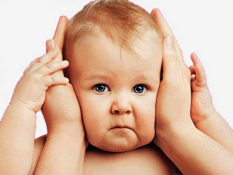 Причины и симптомы отита у ребенка - чем опасен отит