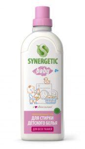 Гель для стирки детского белья Synergetic