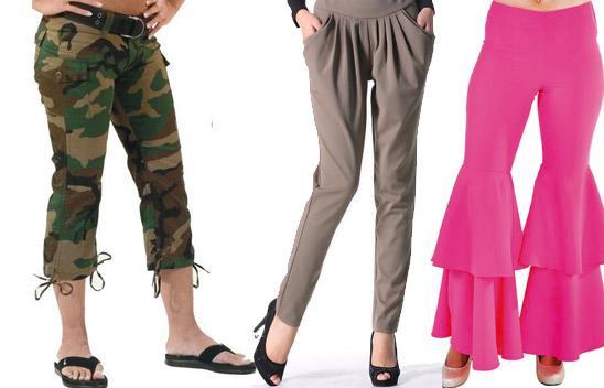 Модные женские брюки на весну и лето - какие летние брюки для женщин в тренде?