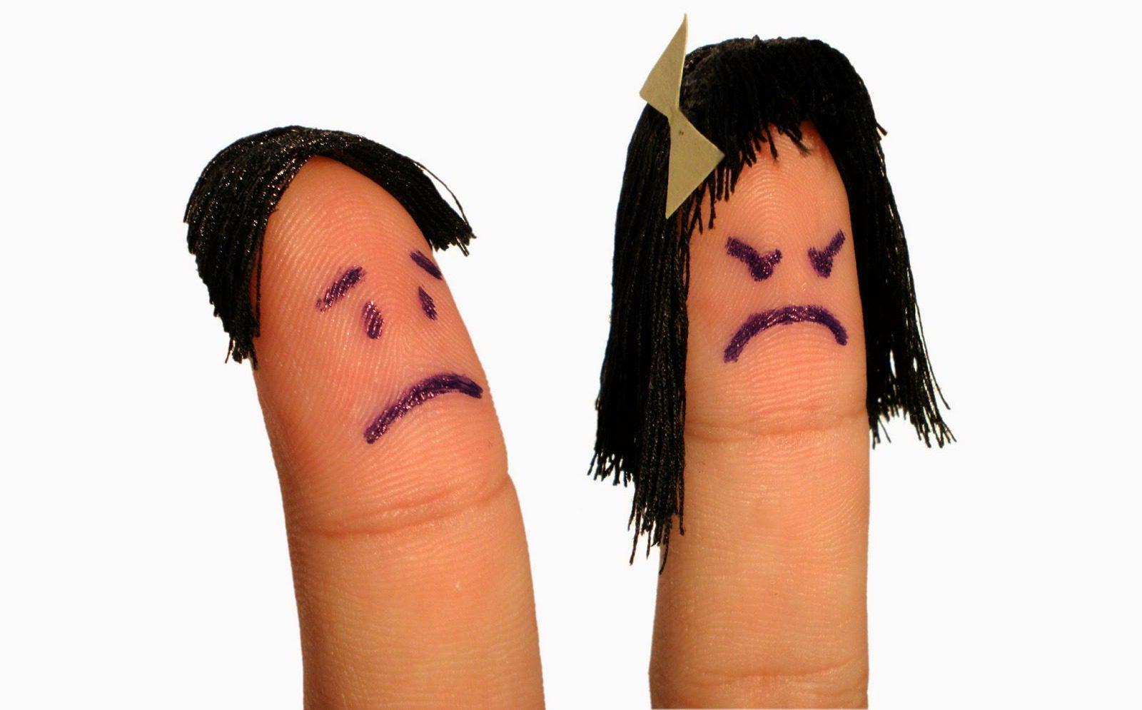 Почему любимый человек начал раздражать - что делать, если муж или парень раздражает?