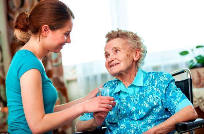 Самостоятельный уход за пожилыми родителями
