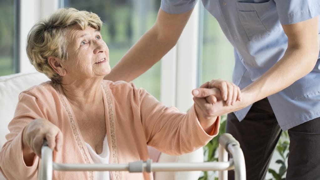 Частные пансионаты для ухода за пожилыми родителями