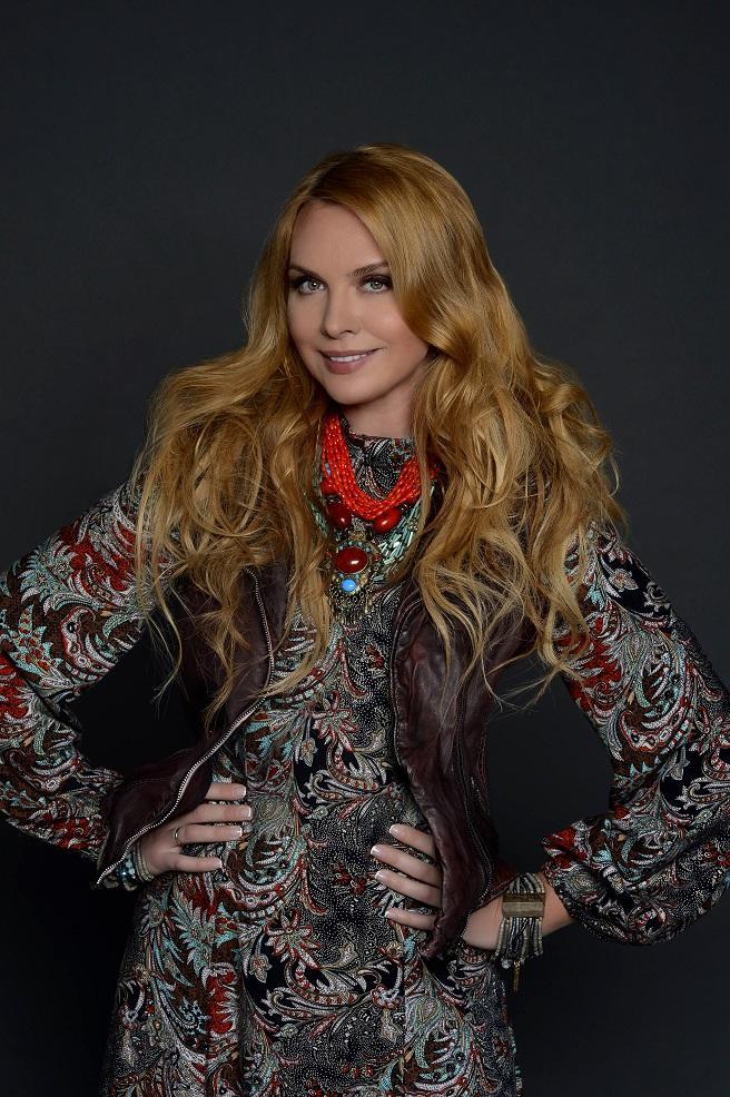 Интервью певицы Варвары - специально для журнала colady.ru