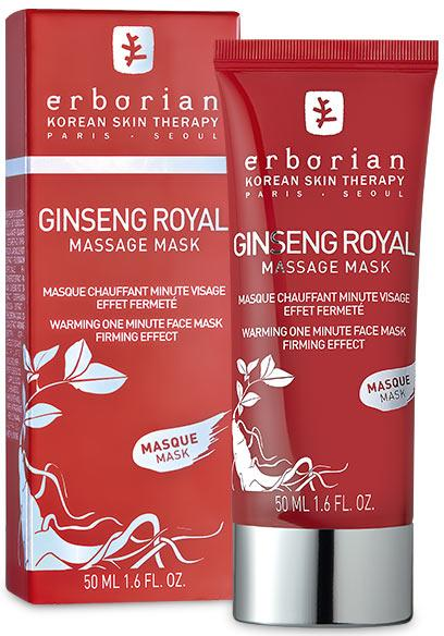 Erborian Массажная лифтинг-маска Ginseng Royal Massage Mask