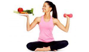 Сушка тела для девушек в домашних условиях - меню, продукты, диета для сушки
