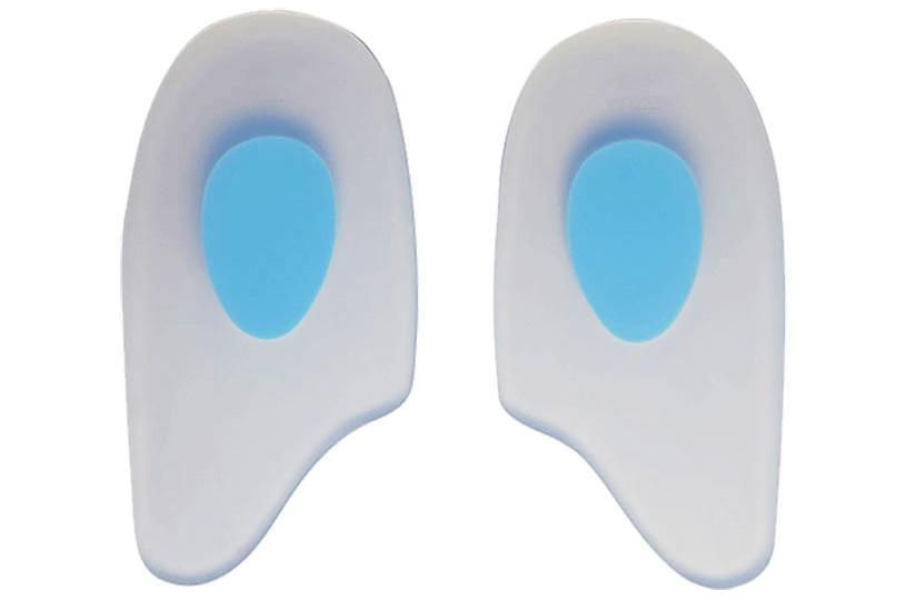 Клиновидные силиконовые подпяточники