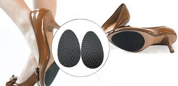 Накладки на туфли против скольжения
