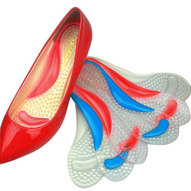 Амортизационные стельки для обуви на каблуках